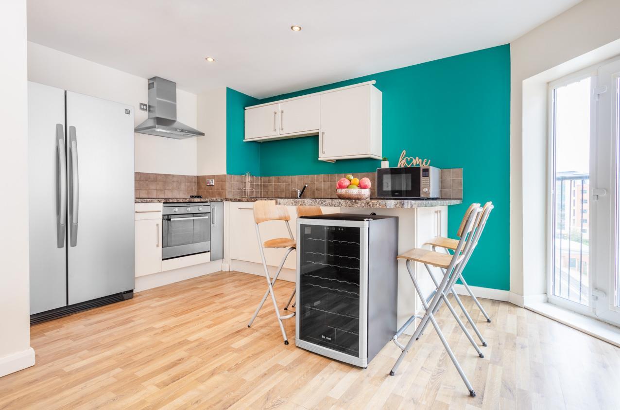 Stepney Lane Newcastle Upon Tyne, 3 Bedrooms  Flat - purpose built ,To Let